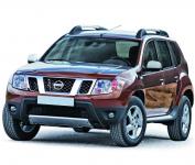 Nissan Terrano 3 2014 и новее, ковры в салон