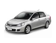 Nissan Tiida (C11) 1-е поколение 2004-2013, автомобильные коврики