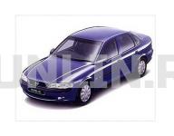Opel Vectra B 1995 - 2003, ковры в салон
