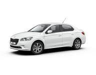 Peugeot 301 2013 - 2015, автомобильные коврики