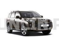 Peugeot 4007 2007 - 2012, автомобильные коврики