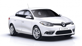 Renault Fluence седан 2010 и новее, коврики в салон