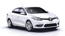Renault Fluence (седан) 1-е поколение 2010-2017, коврики в салон
