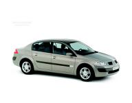 Renault Megane 2-е поколение 2002-2009, коврики в салон