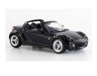 Smart Roadster 2002-2006, коврик в багажник