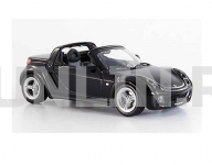 Smart Roadster 2003 - 2006, коврики в салон