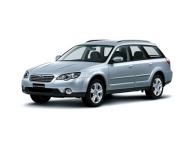 SubaruOutback 3-е поколение 2003-2009, автомобильные коврики