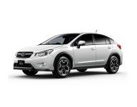 Subaru XV 2011 - 2015, ковры в салон