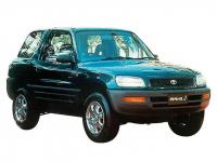 Toyota RAV 4 1 (Правый руль, 5 дверей) 1995 - 2000, коврики в салон