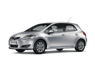 Toyota Auris 1 2006 - 2012, ковры в салон