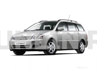 ToyotaCorolla 9 (E120, E130) 2001-2007, ковры в салон