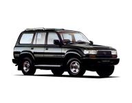 Toyota Land Cruiser 80 1989-1997, коврики в салон