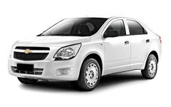 Chevrolet Cobalt 2-е поколение 2011-2016, коврики в салон