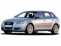Audi A3 (8P) 2-е поколение 2003-2013, ковры в салон