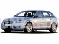 Audi A3 2 8P 2003-2013, ковры в салон