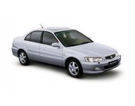 Honda Accord 6-е поколение 1997-2002, автомобильные коврики
