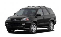 Acura MDX 1-е поколение 2000-2006