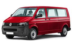 Volkswagen T5 Transporter 2015 и новее, коврики в салон