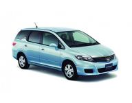 Honda Airwave (правый руль) 2005 - 2010, автомобильные коврики