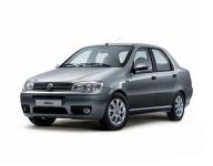 Fiat Albea 1-е поколение 2002-2012, автомобильные коврики