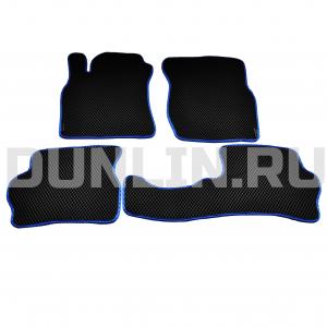 Автомобильные коврики Nissan Almera 2 (N16)