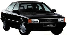 Audi 100 (C3) 3-е поколение 1982-1991, автомобильные коврики