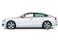 Audi A5 1-е поколение (sportback) 2007-2016, коврик в багажник