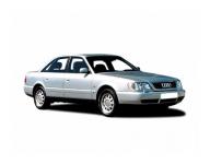 Audi A6 (C4, 4A) 1-е поколение 1994-1997, коврики в салон