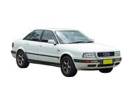 Audi 80 B4 1991 - 1996, коврики в салон