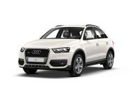 Audi Q3 2011 и новее, коврики в салон