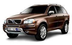 Volvo 1 XC90 2002-2014, коврики в салон