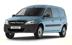 LadaLargus (Фургон) 2013 и новее, коврики в салон