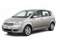 Toyota Verso 1-е поколение 2009-2012, ковры в салон