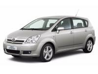 Toyota Verso 1-е поколение 2009-2012, коврик в багажник