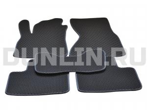 Автомобильные коврики Audi A8 (D2)
