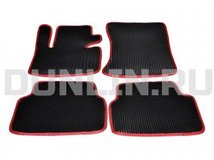 Автомобильные коврики BMW 3 (E36) купе