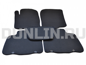 Автомобильные коврики Ford Explorer 4 5 мест