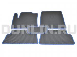 Автомобильные коврики FordFiesta 5