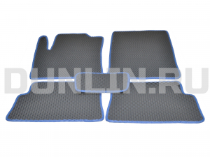 FordFiesta 5 2002 - 2008, автомобильные коврики