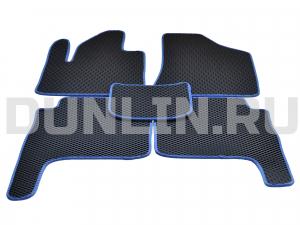 Автомобильные коврики Hyundai Santa Fe 25 мест