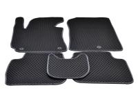 Kia Cerato 3 2013 и новее, коврики в салон