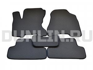 Nissan X-Trail (T31) 2007 - 2015, ковры в салон