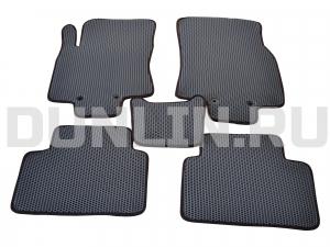 Nissan X-Trail (T32) 2015 и новее, автомобильные коврики