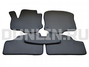 Автомобильные коврики Opel Astra H седан/универсал
