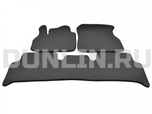 Автомобильные коврики Renault Scenic 2