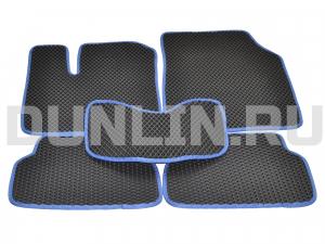 Автомобильные коврики Fiat Doblo 5 мест