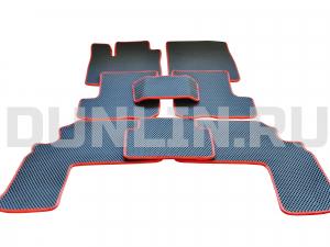 Автомобильные коврики LadaLargus (7 мест)