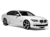 BMW 7 (F01) 5-е поколение 2012-2015, коврики в салон