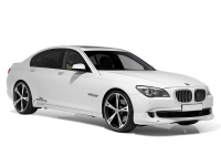 BMW 7 (F01) 4WD 5-е поколение 2012-2015, коврики в салон