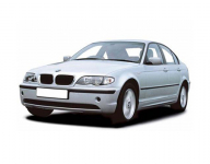 BMW 3 4 (E46)+правый руль 1998 - 2006, коврики в салон
